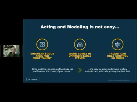 4 Secrets to Getting Acting and Modeling Jobs Webinar