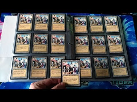 The NEW wave of CHINESE Magic the Gathering Counterfeits are coming