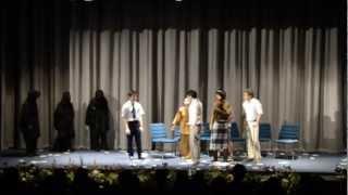 Cambridge University Malaysian Night 2012 - Amnesia - Act 2