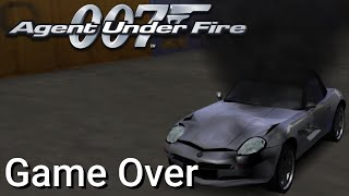 Game Over: Agent Under Fire (Failure Compilation)