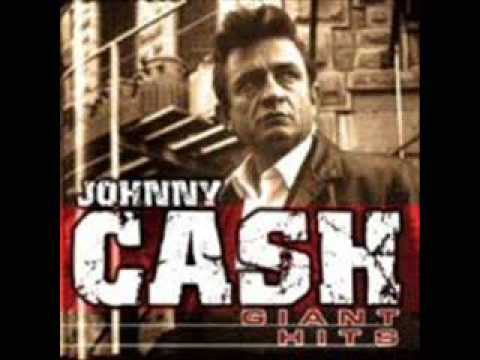 Johnny Cash City of New Orleans