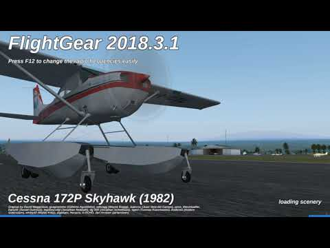 How to install FlightGear addons! - YouTube