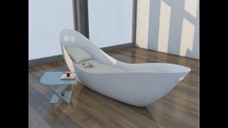 Sofa Chaise Lounge Gefeva 3d Model