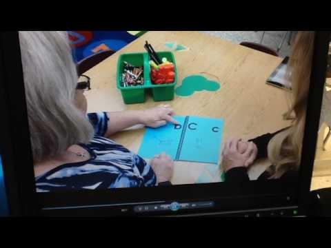 Kindergarten Parent Workshop - Letter Recognition