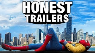 It's your friendly neighborhood reboot! Move over Uncle Ben, Uncle Tony's in charge now! It's Spider-Man: Homecoming! Watch the Honest Trailer ...