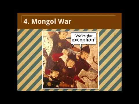 WHAP Ch 13 lecture pt 1 -  Eurasian Nomads & Genghis Khan