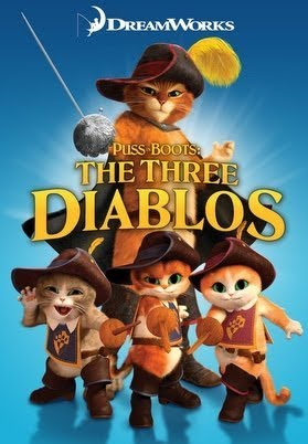 Puss in Boots: The Three Diablos - Clip - YouTube