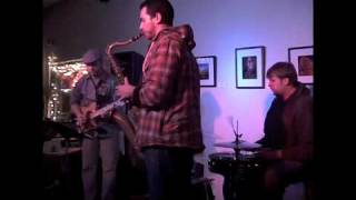 Nebraska Mondays: Berry/Hammond/Metz Trio at Luna
