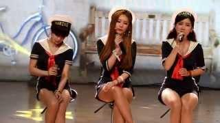 The Reason Why We Broke Up (우리 헤어진 이유) - T-Ara (티아라) Live @ 1st Comeback Showcase