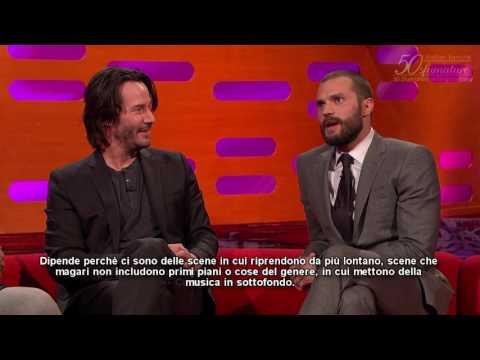 Jamie Dornan al Graham Norton Show 2017 [SUB ITA]