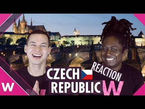 Czech Republic (Eurovision 2019) ESCZ | 8 songs REACTION