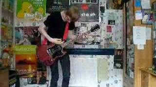 Idlewild - Queen of the Troubled Teens guitar cover