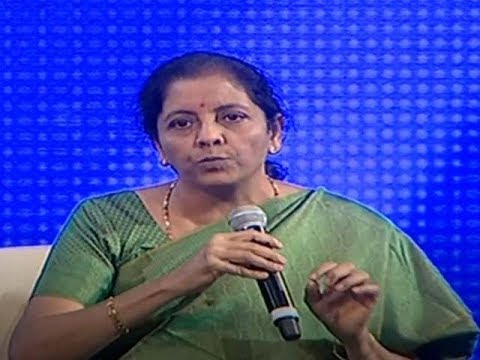 Nothing wrong with Rafale deal: Nirmala Sitharaman at ET Awards 2018 | FULL SESSION