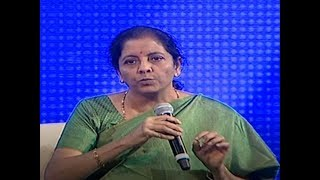 Nothing wrong with Rafale deal: Nirmala Sitharaman at ET Awards 2018   FULL SESSION