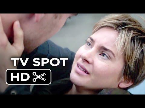 Insurgent TV SPOT - Be Different (2015) - Shailene Woodley, Miles Teller Sci-Fi Action Movie HD