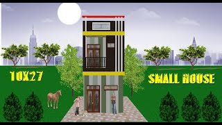 Small Space Home Design In Low Budget.