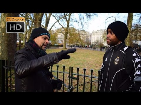 P1 - Answers to questions! Hashim vs Agnostic | Speakers Corner | Hyde Park