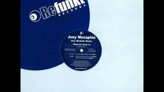 "JOEY MUSAPHIA featuring Michelle Weeks ""Heaven"" (Richard Earnshaw Classic Mix) (2003 REFUNKT)"