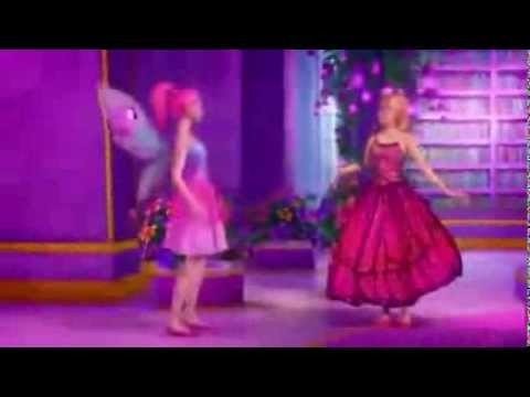 Barbie Mariposa & The Fairy Princess - Only a Breath Away Music Video