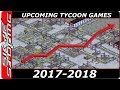 Top 10 Upcoming TYCOON STRATEGY Games 20