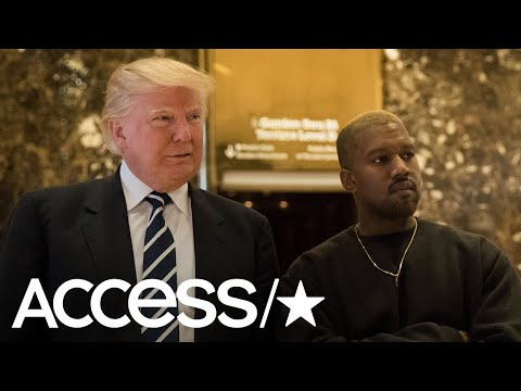 Kanye West Will Meet With President Trump At The White House This Week | Access Mp3