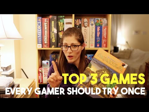 Top 3 Games Every Gamer Should Try At Least Once