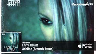Emma Hewitt - Adeline (Acoustic Demo) (From: Starting Fires (Live Acoustic EP)