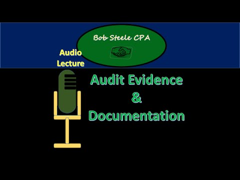 55505 - Audit Evidence and Documentation