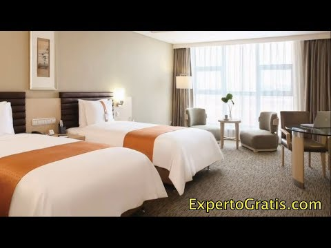 Holiday Inn Qingdao Parkview, Qingdao, China   5 star hotel