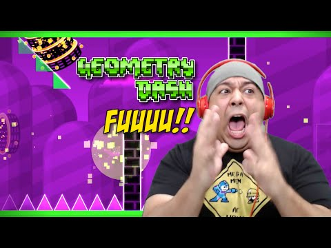 THE RAGE IS BACK Y'ALL!!! [GEOMETRY DASH 2.0]