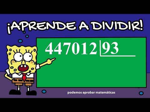 APRENDE A DIVIDIR POR 2 CIFRAS from YouTube · Duration:  11 minutes 10 seconds