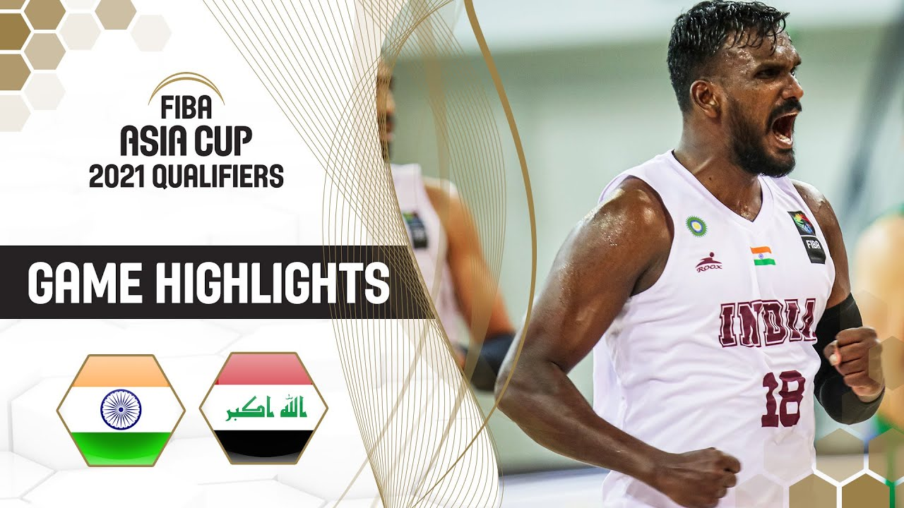Download India - Iraq | Highlights - FIBA Asia Cup 2021 Qualifiers