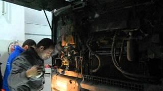 Kaya Polat - IVECO Stralis - Elektrik İşçiliği