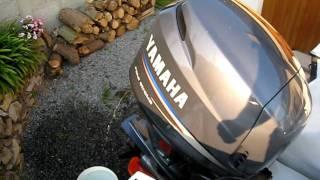 Moteur Yamaha 115cv - 4 temps 2011