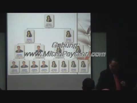 Presentasi Peluang Usaha Paytren Ustadz Treni Yusuf Mansur Oleh Jasman versi pendek