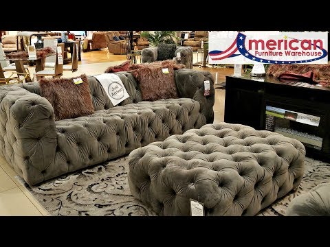 Shop With ME AMERICAN FURNITURE WAREHOUSE ROOM HOME FURNISHING DECOR IDEAS 2018
