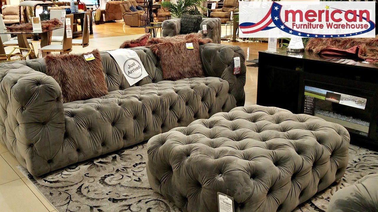 Shop With Me American Furniture Warehouse Room Home Furnishing Decor