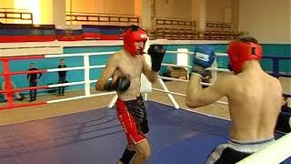 Василенко Андрей и Кузнецов Вячеслав кикбоксинг 03.11.2018г.