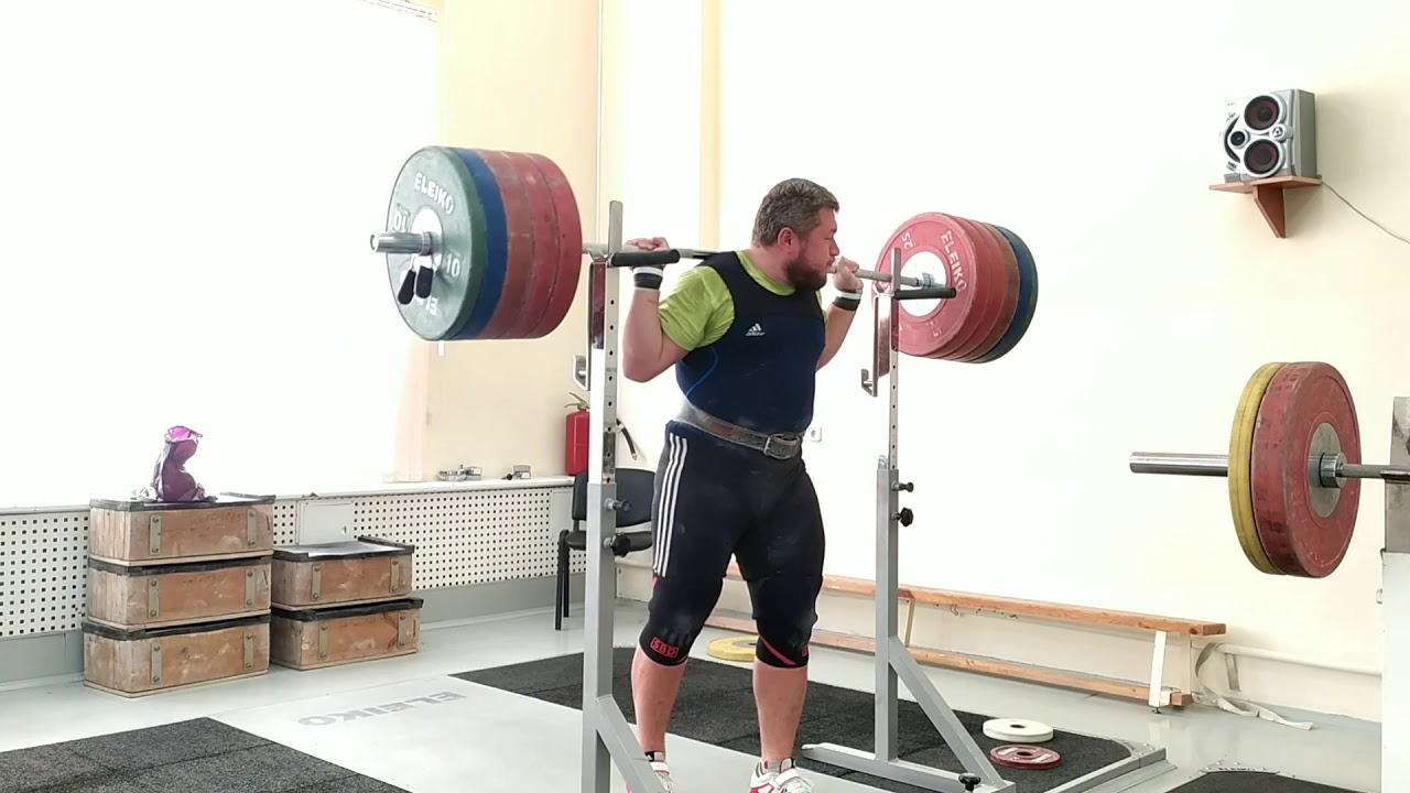 Weightlifting: The Relentless Pursuit of Power