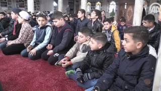 في تركيا.. ارتاد المسجد واربح دراجة هوائية