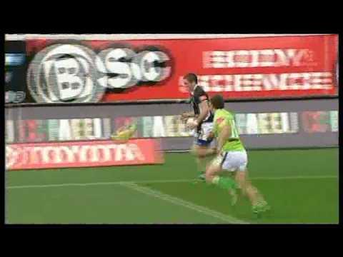 Kevin Locke - 110m try