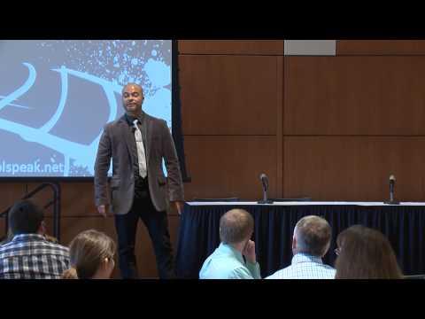 JCCC 2014 Hispanic Conference – Keynote Speaker Ernesto Mejia