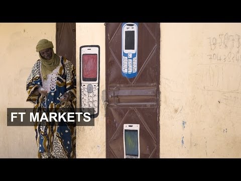 Africa's Telecoms Frontier