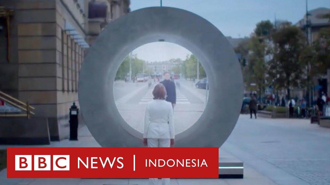 'Bepergian' antar negara dengan lorong virtual, dan apa itu 5G? - CLICK BBC News Indonesia