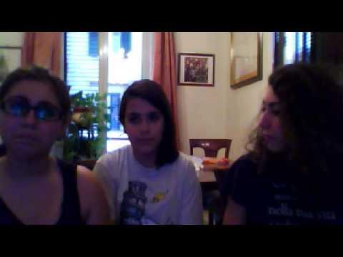 more than this one direction karaoke-adelaide,cristina e vittoria
