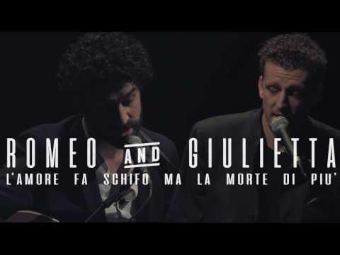 """""""Romeo & Giulietta - l'amore fa schifo ma la morte di più"""""""