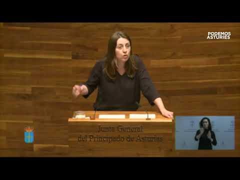 Solicitamos que los servicios jurídicos del Principado actúen para proteger la Igualdad
