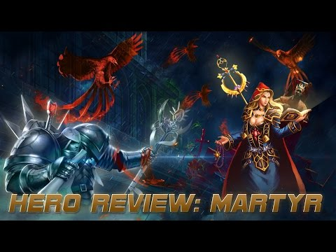 [HoN]Hero Review: Martyr