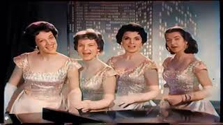 The Chordettes -