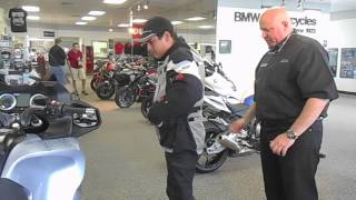 BMW GS Dry Jacket Gulf Coast Motorcycles